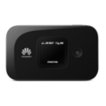 Huawei E5577 Dual-band (2.4 GHz / 5 GHz) 3G 4G Black wireless router