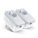 TP-LINK TL-PA4010PKIT adaptador de red powerline 600 Mbit/s Ethernet Blanco 2 pieza(s)
