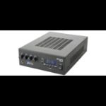 Adastra CM30B 2 channels 93 - 16300 Hz Black