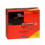 Intenso CD-RW 700MB / 80min, 12x 2801622