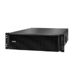 APC SRT192RMBP 5000VA Rackmount Black uninterruptible power supply (UPS)
