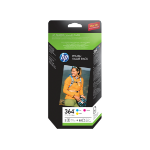 HP T9D88EE#301 (364) Ink cartridge multi pack, Pack qty 3