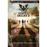 Microsoft State of Decay 2, Xbox One video game Basic