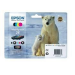 Epson Polar bear Multipack 26 4 colores (etiqueta RF)