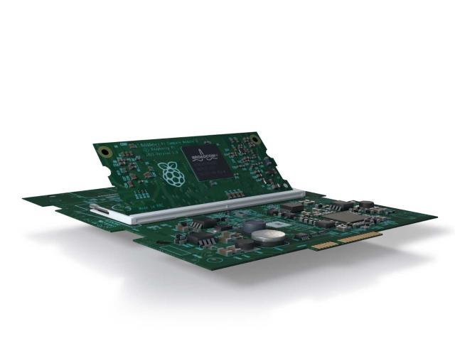 Raspberry Pi 3 Compute Module Edition