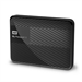 Western Digital My Passport X 2TB 3.0 (3.1 Gen 1) 2000GB Black