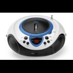Lenco SCD-38 USB Analog Blue CD radio