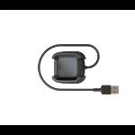 Fitbit FB166RCC accesorio de smartwatch Cable de carga Negro