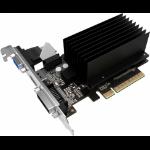 Palit NEAT7300HD06-2080H GeForce GT 730 1GB GDDR3 graphics card