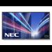 "NEC MultiSync P553 PG Digital signage flat panel 55"" LED Full HD Black"