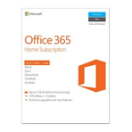 Microsoft Office 365 Home 1year(s) Dutch