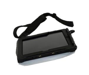 """Zebra SG-ET5X-8HLST-01 funda para tablet 20,3 cm (8"""") Negro"""
