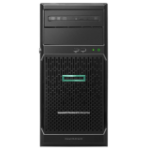 Hewlett Packard Enterprise ProLiant ML30 Gen10 server Intel Xeon E 3.4 GHz 8 GB DDR4-SDRAM 24 TB Tower (4U) 350 W