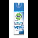 Dettol 3021337 400ml Spray Liquid Disinfecting cleaner bathroom cleaner