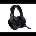 Turtle Beach Stealth 700 Binaural Head-band Black, Blue headset