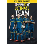 Microsoft FIFA 17 Xbox One 500 Points
