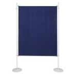 ESSELTE DISPLAY PANEL 120W X 150H CM BLUE