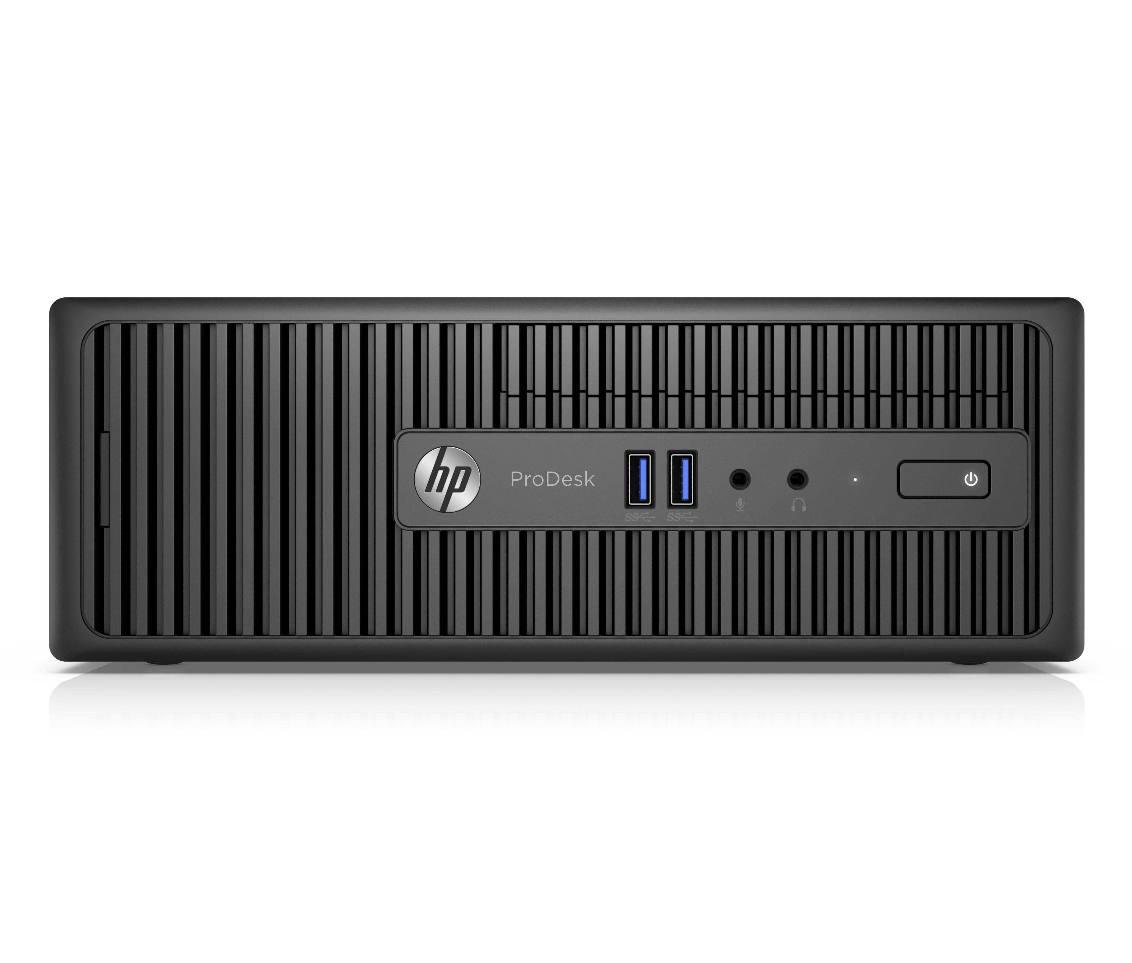 HP ProDesk 400 G3 SFF 3.7GHz i3-6100 SFF Black