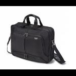 "Dicota D30845 notebook case 43.9 cm (17.3"") Briefcase Black"