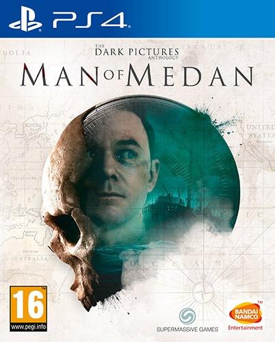BANDAI NAMCO Entertainment The Dark Pictures Anthology: Man of Medan Basic English PlayStation 4