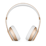 Apple Beats Solo3 Wireless mobile headset Binaural Head-band Gold