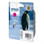 Epson C13T55934010 (T5593) Ink cartridge magenta, 13ml