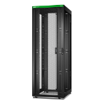 APC ER8800 armario rack 48U Rack o bastidor independiente Negro