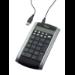 Fujitsu Keyboard KB NUM CALC US