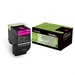 Lexmark 70C2XM0 (702XM) Toner magenta, 4K pages