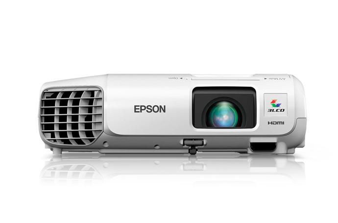 Epson 98H Desktop projector 3000ANSI lumens 3LCD XGA (1024x768) White data projector