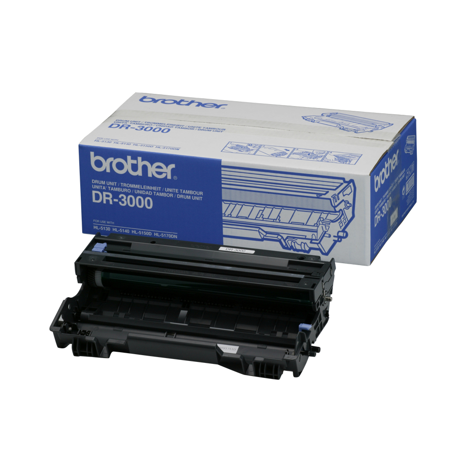 Brother DR-3000 Drum kit, 20K pages @ 5% coverage
