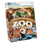 Microsoft Zoo Tycoon 2: Ultimate Collection, EN PC English video game