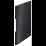 Leitz 39590094 folder Polypropylene (PP) Black A4