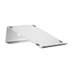 Brateck Tilted Aluminum Laptop Stand, Compatible with Macbooks, most 11-15' laptops and tablets