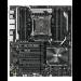 ASUS WS X299 SAGE server/workstation motherboard LGA 2066 SSI CEB Intel® X299