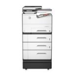 HP PageWide Pro 577z Multifunction, ePrint/AirPrint/Cloud Print/WiFi Direct, 600w x 495d x 594h x 26.3k