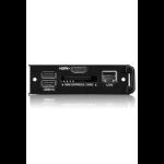 LG NA2100 digital media player 8 GB Full HD 1920 x 1080 pixels Black