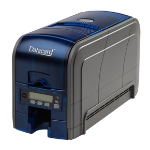 DataCard SD160 Dye-sublimation/Resin Thermal transfer Colour Black,Blue plastic card printer