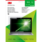 """3M AG133W9B 13.3"""" Notebook Frameless display privacy filter"""