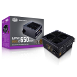 Cooler Master MWE 650 Bronze 230V V2 power supply unit 650 W 24-pin ATX ATX Black