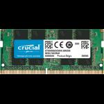 Crucial CT8G4SFRA32A memory module 8 GB 1 x 8 GB DDR4 3200 MHz