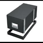 Fellowes 00512 Black file storage box/organizer
