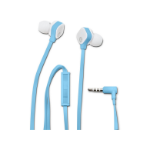 HP H2310 Blue In-ear Headset In-ear Binaural Wired Blue mobile headset