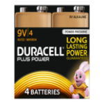 Duracell Plus Power 9V Single-use battery Alkaline