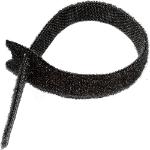 Cablenet Hook & Loop Tie 152mm x 9mm PK10 Black