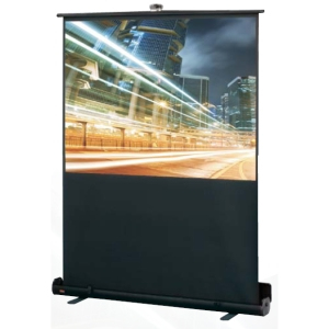 "Draper Traveller - 122cm x 91cm - 60"" Diag - 4:3 - Matt White XT1000E - Portable Projector Screen"