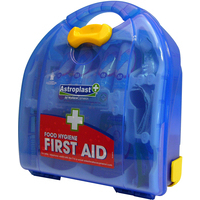 Wallace BS8599-1 Medium First Aid Kit Food Hygiene Ref 1004160