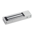 Specialized Security EM10DS electromagnetic lock 545 kg Black, Silver