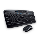 Logitech MK320 RF Wireless Greek Black