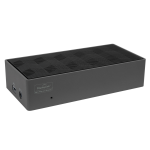 Targus DOCK190EUZ notebook dock & poortreplicator Bedraad Thunderbolt 3 Zwart